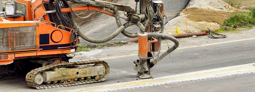 pothole drilling